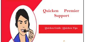 quicken premier support number